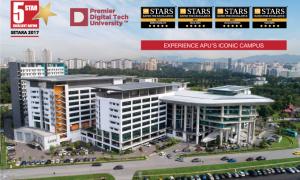 biaya kuliah di APU malaysia terbaru