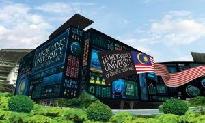 kuliah di limkokwing university malaysia