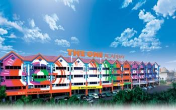kuliah di the one academy malaysia