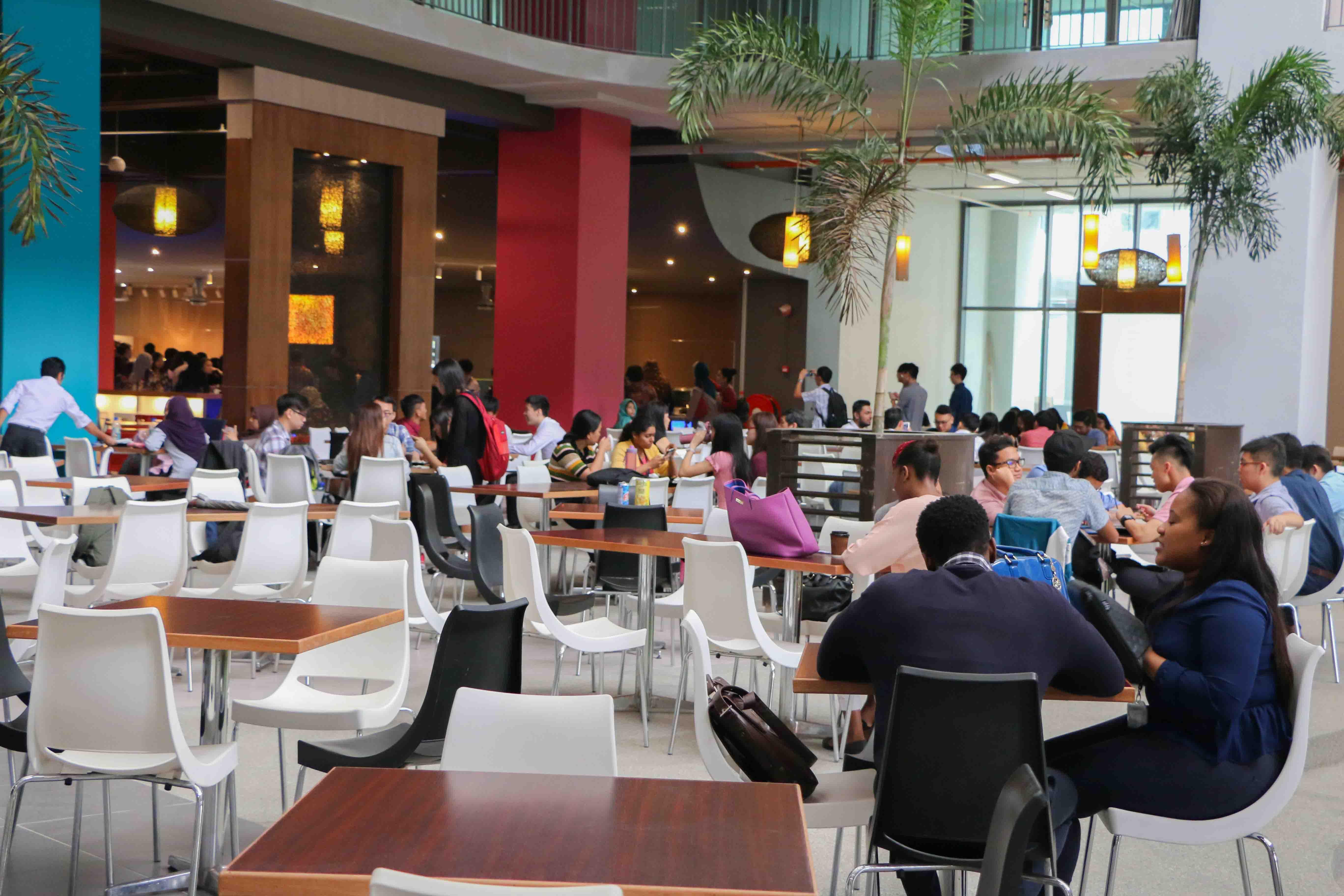 Kuala Lumpur Internet Cafe
